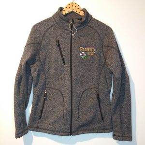 PACIFICO CLARA cervesa/beer company fleece jacket